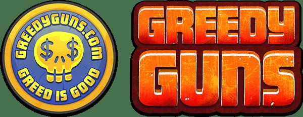 Greedy Guns Badge small