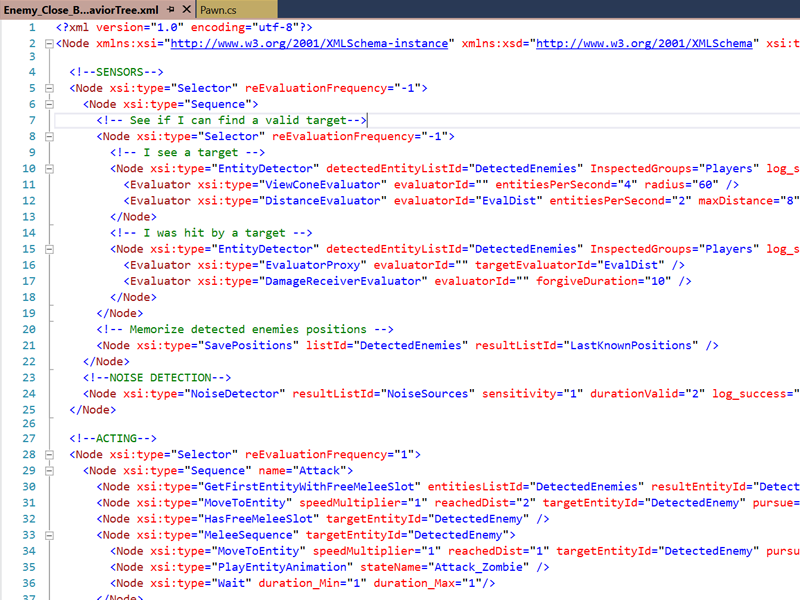 XML Sample