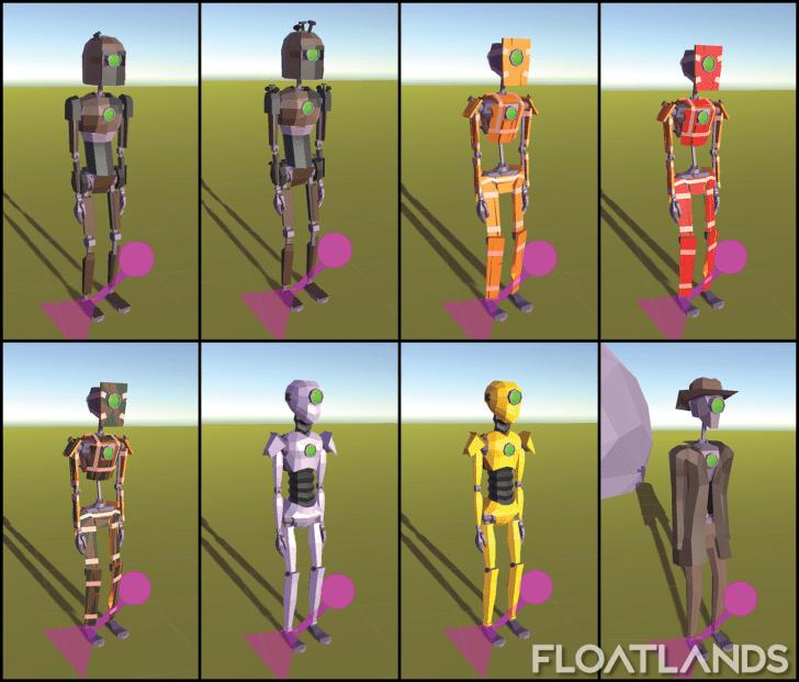 player skins lowpoly floatlands