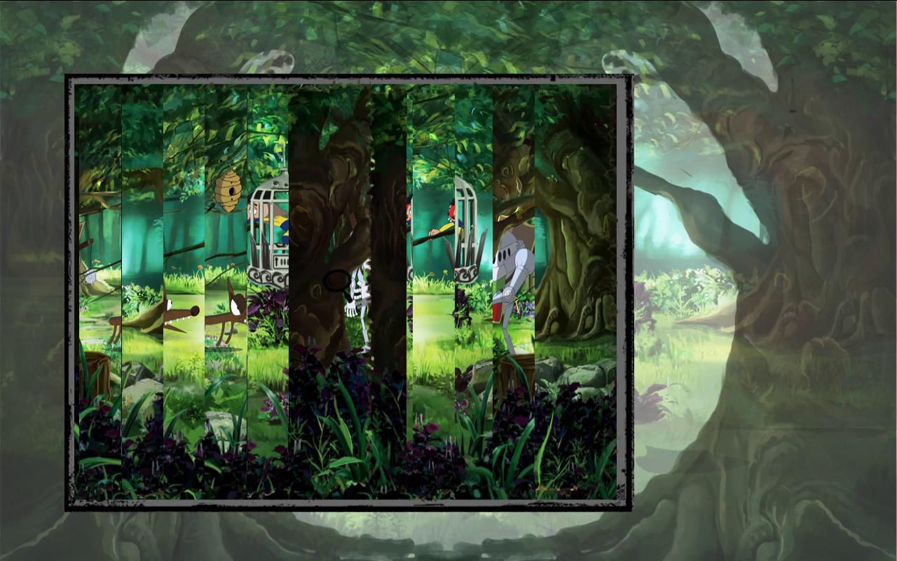 Alimardan's Game puzzle