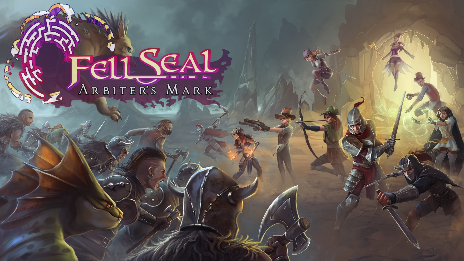Fell Seal Promo Art