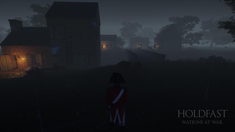 Holdfast NaW - Arendan River Foggy Night