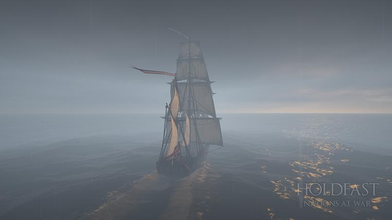 Holdfast NaW - Open Oceans Fog
