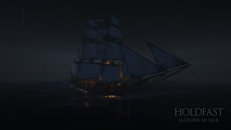 Holdfast NaW - Open Oceans Rain