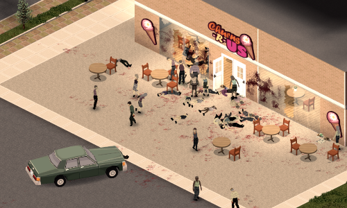 Project Zomboid Windows, Mac, Linux game