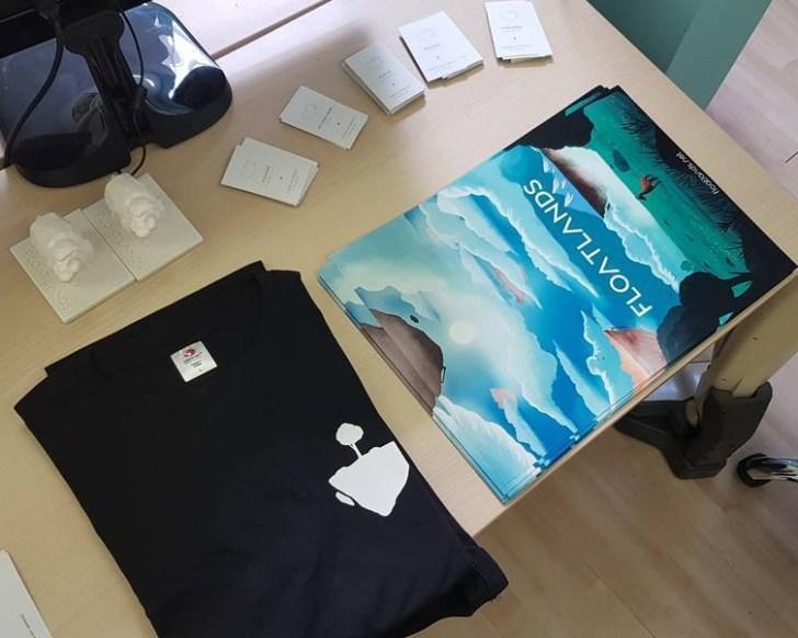 SGC promo material floatlands