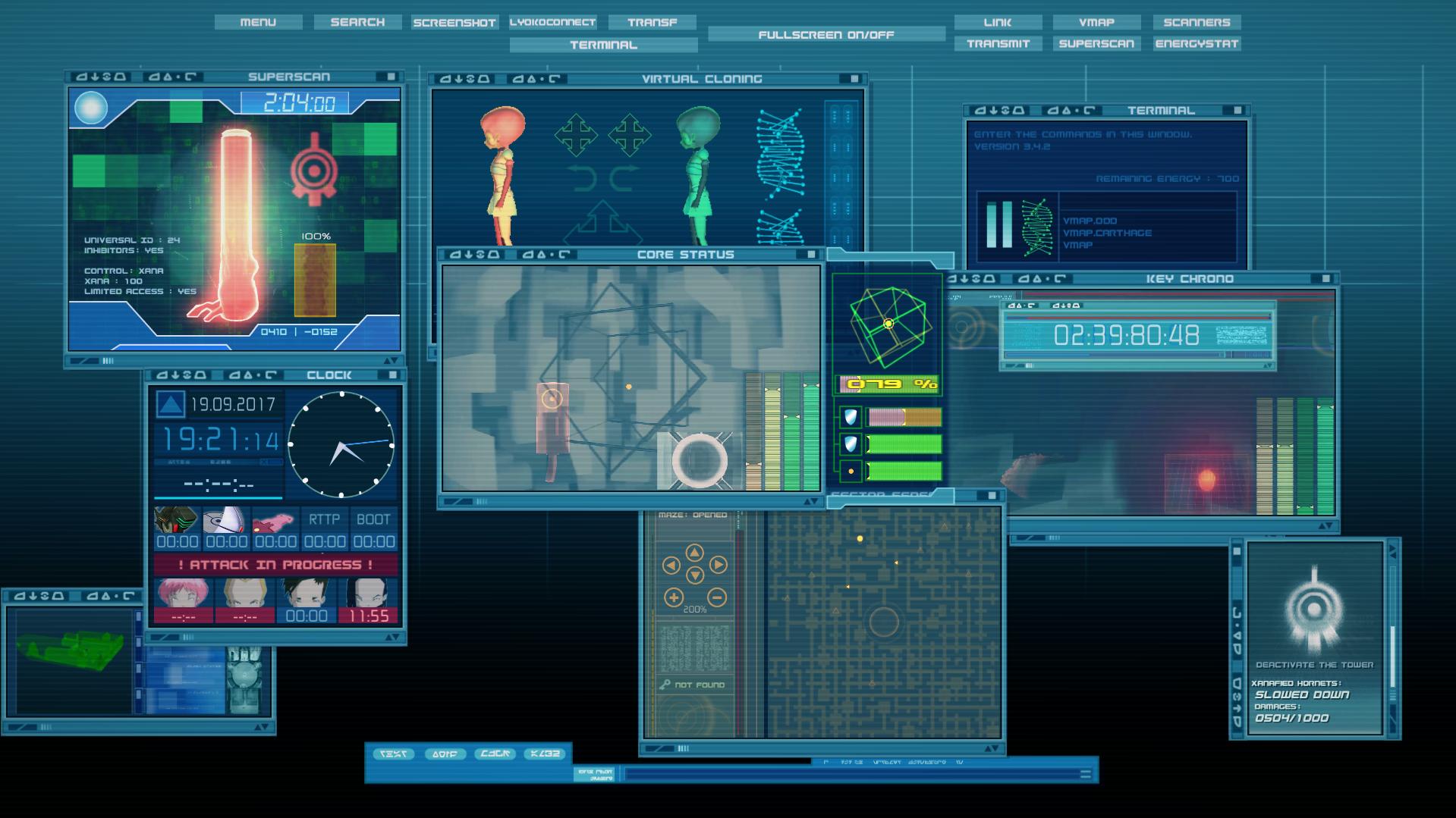 IFSCL 342 Screen