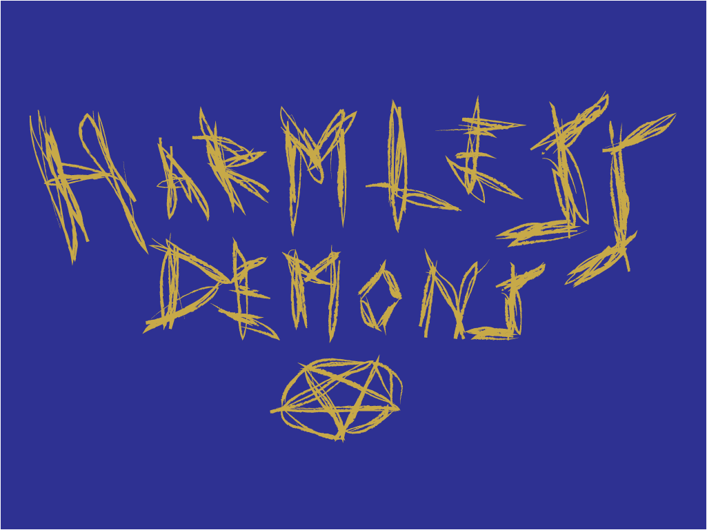 Harmless Demons Announcement News Indie Db