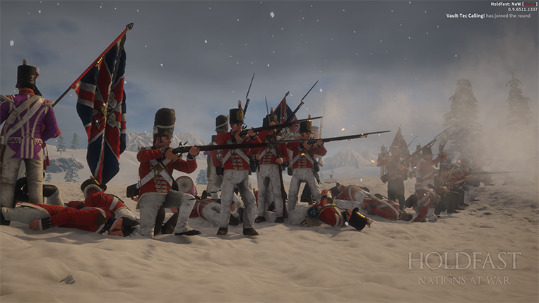 Holdfast NaW - Hold Your Ground!