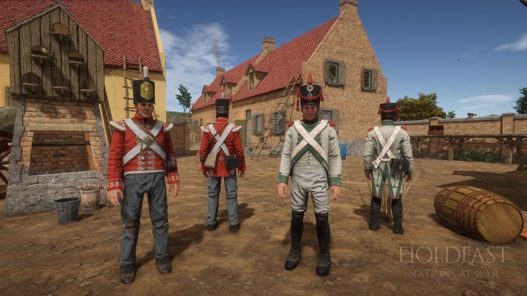 Holdfast NaW - Grenadier Class