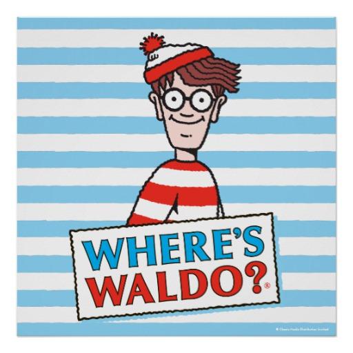 Wheres Waldo