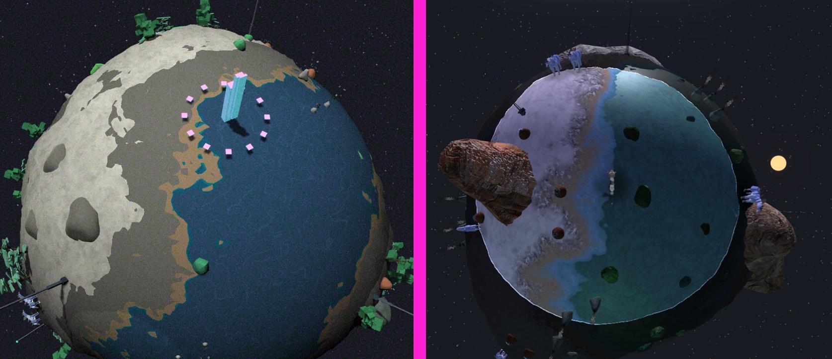 compare graphics
