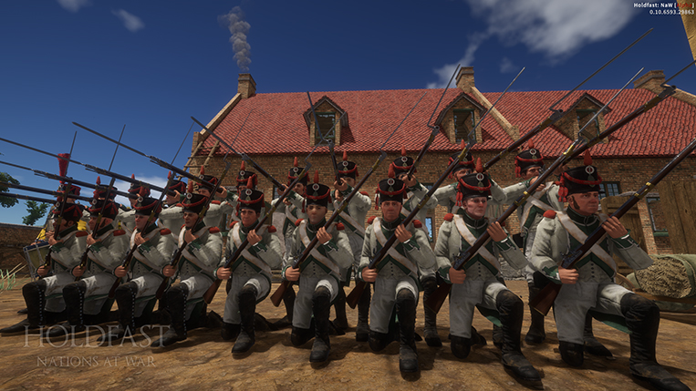 Holdfast NaW - French Grenadiers