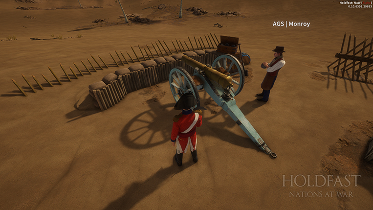Holdfast NaW - Spectator Camera Improvements