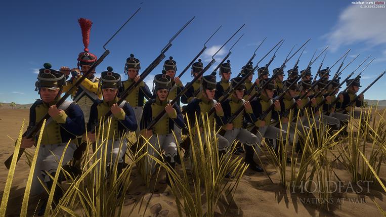 Holdfast NaW - Polish Vistula Legion