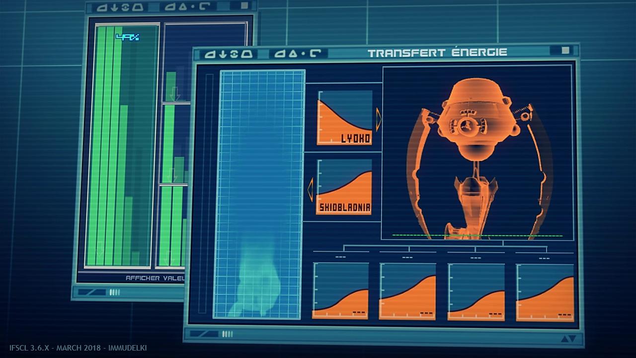 IFSCL 36x Screen