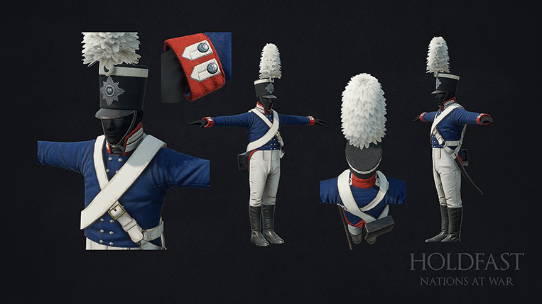 Holdfast NaW - Prussian Guard