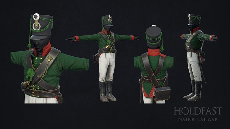 Holdfast NaW - Prussian Rifles
