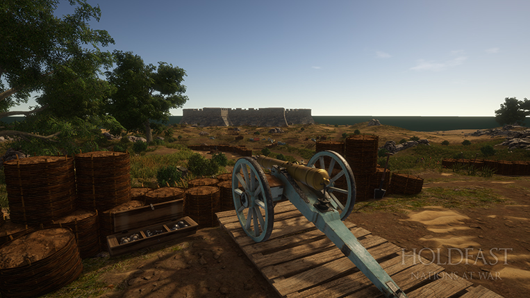 Holdfast NaW - Fort Winston 1