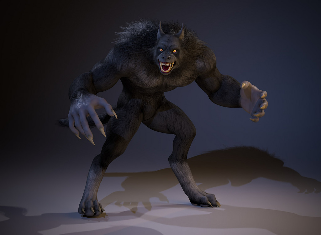 Medium werewolf
