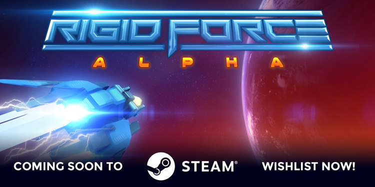 Rigid Force Alpha coming soon to Steam!