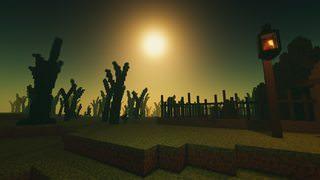 Graveyard Biome