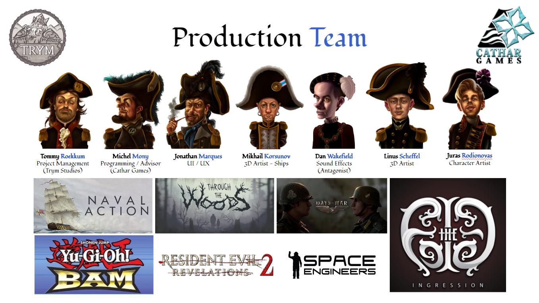 Seas of Fortune - Dev Update #14 - News, News and & News - Indie DB