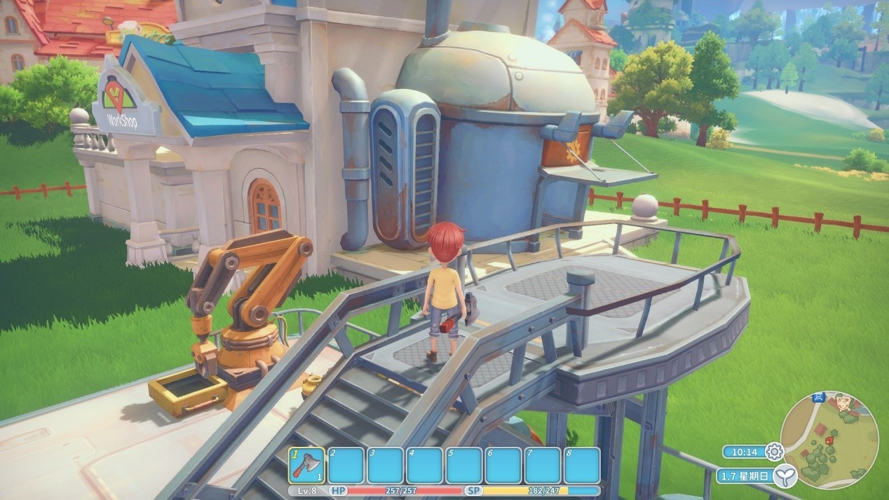 The Harbor Update News My Time At Portia Indie Db