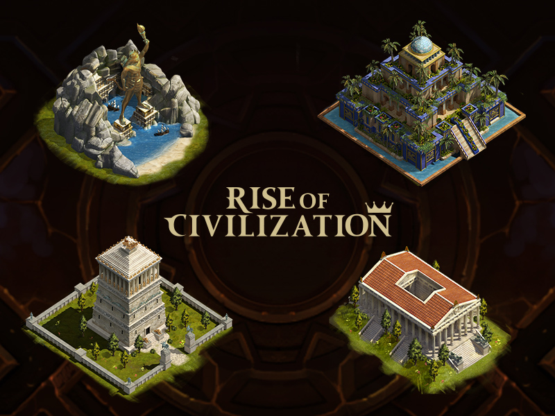 Коды для игры Rise of Civilizations на Айфон