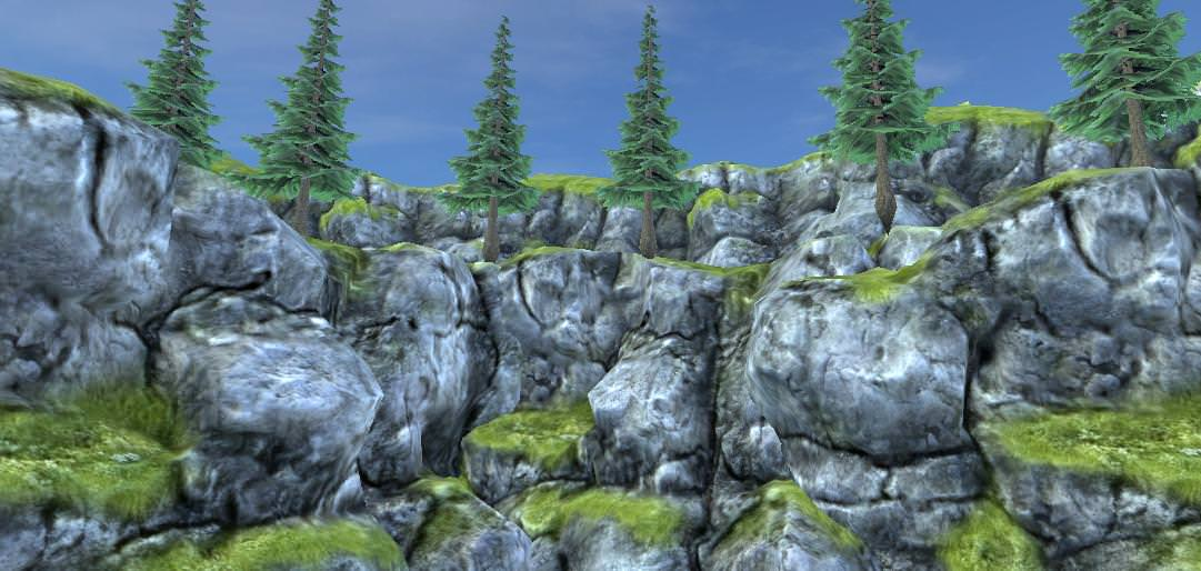 Map Hills