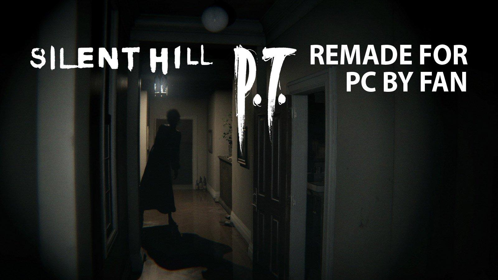 ผลการค้นหารูปภาพสำหรับ P.T. (Playable Teaser)