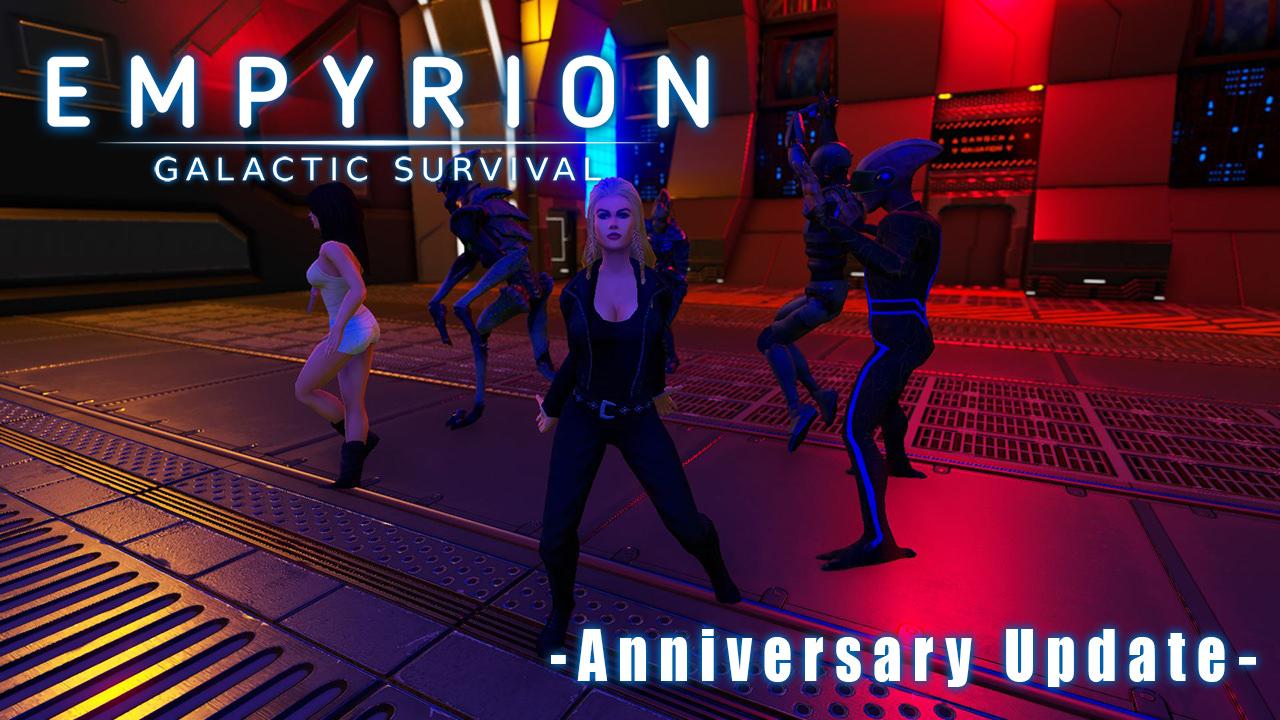 Alpha 8 5: Anniversary Update news - Empyrion - Galactic