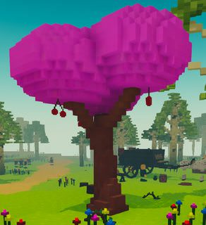 Cherry Tree (Farmlands)