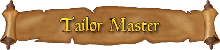 Tailor Master
