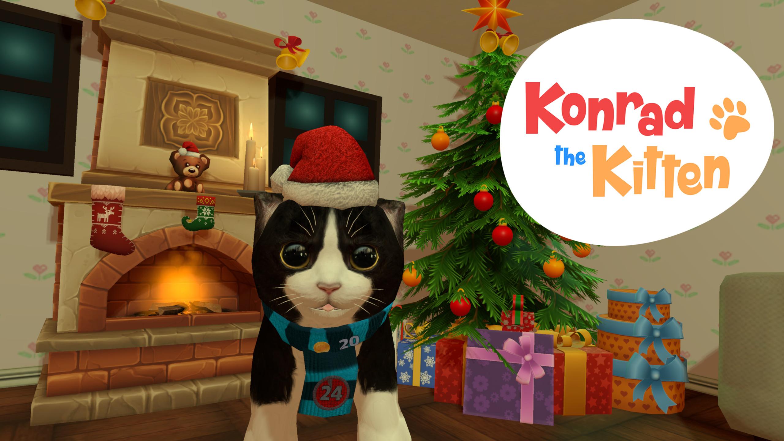 Update 1.5 - Merry Christmas news - Konrad the Kitten
