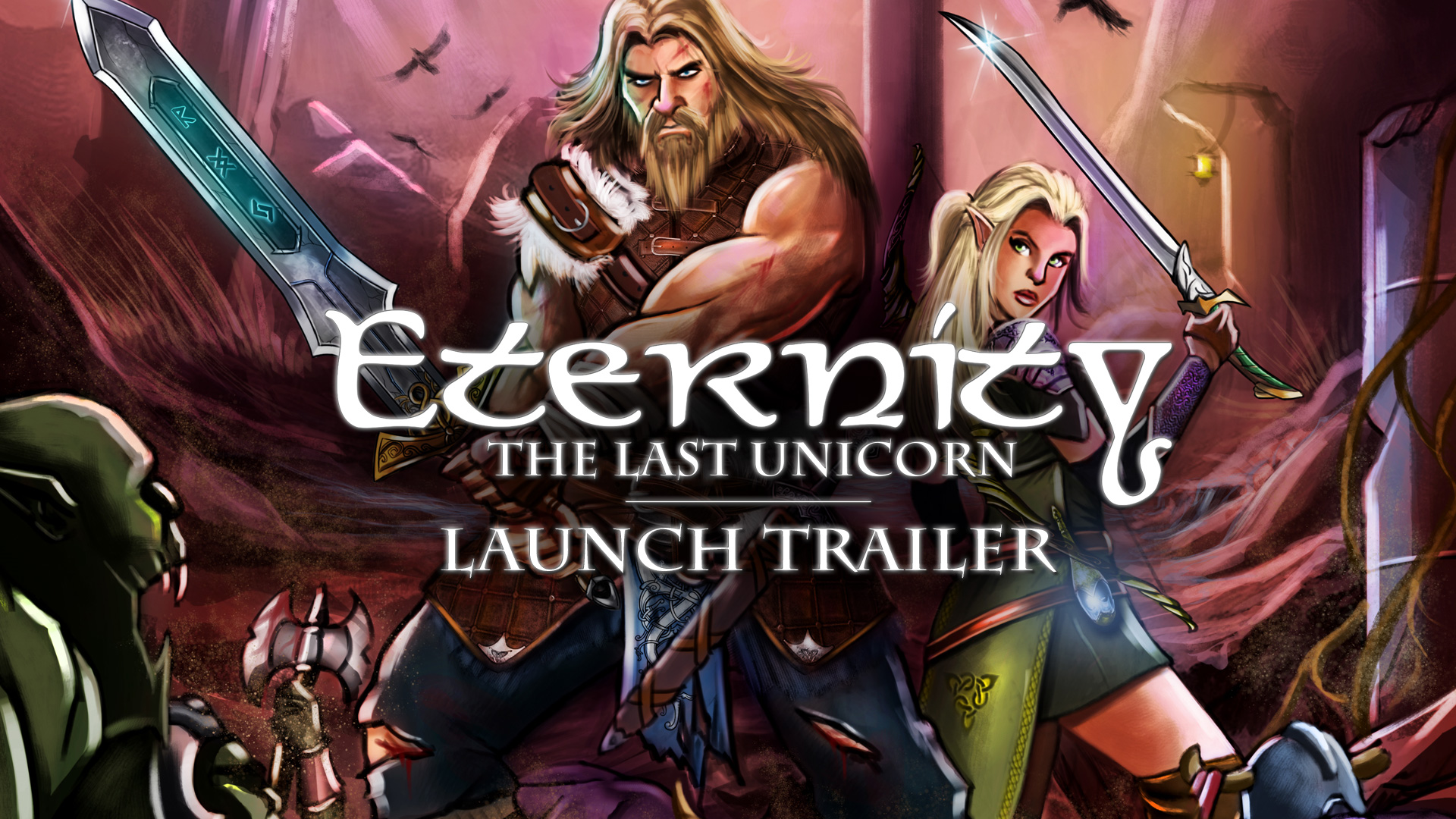 Embrace Your Action RPG Nostalgia - Eternity: The Last Unicorn is Out Now on PC and PS4