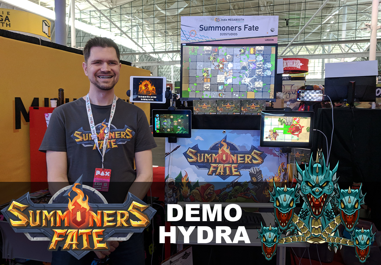 Summoners Fate Windows, Mac, iOS, Android game - Indie DB