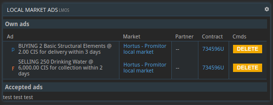 local market ads