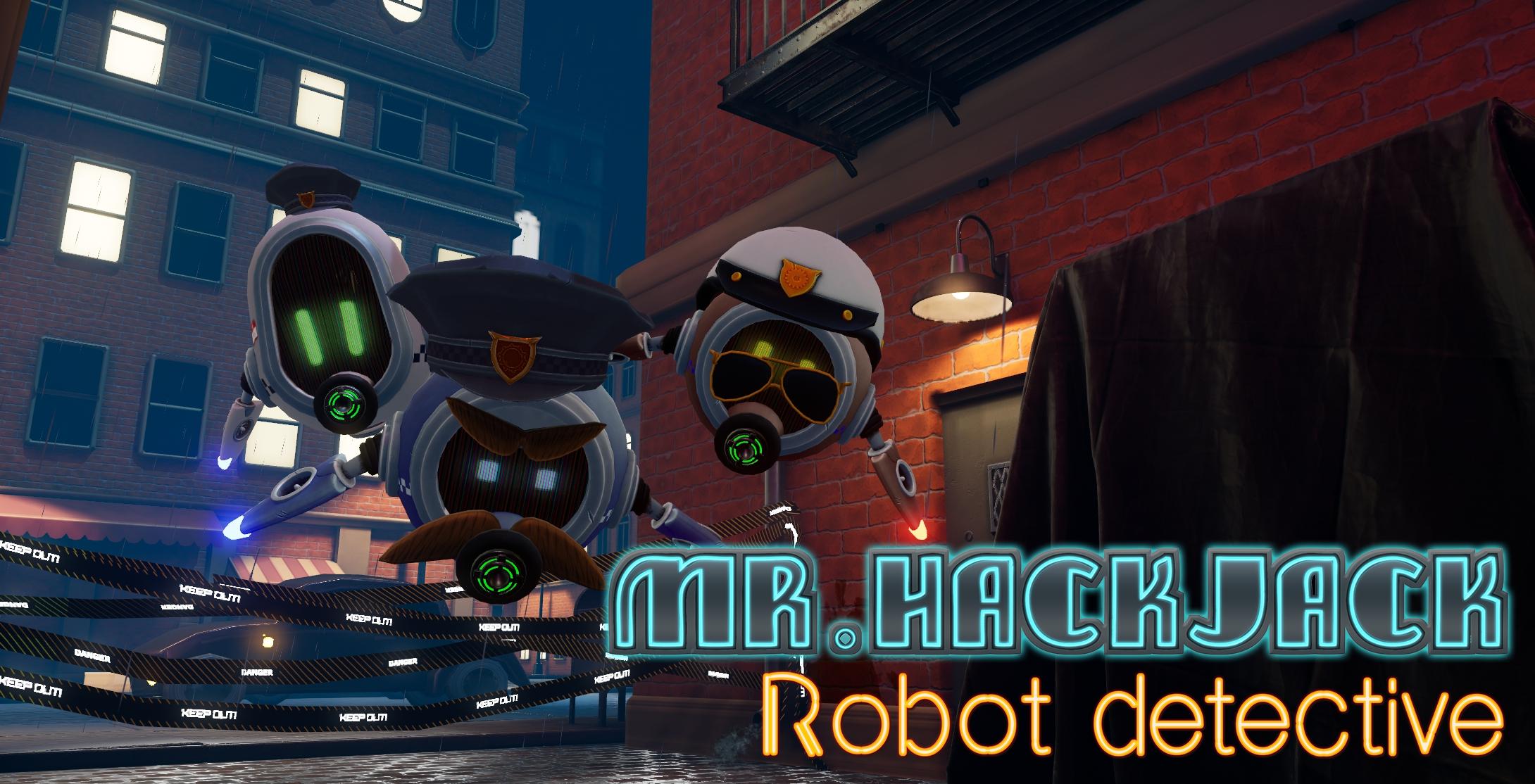 Designing a cross platform VR game in Mr.Hack Jack news