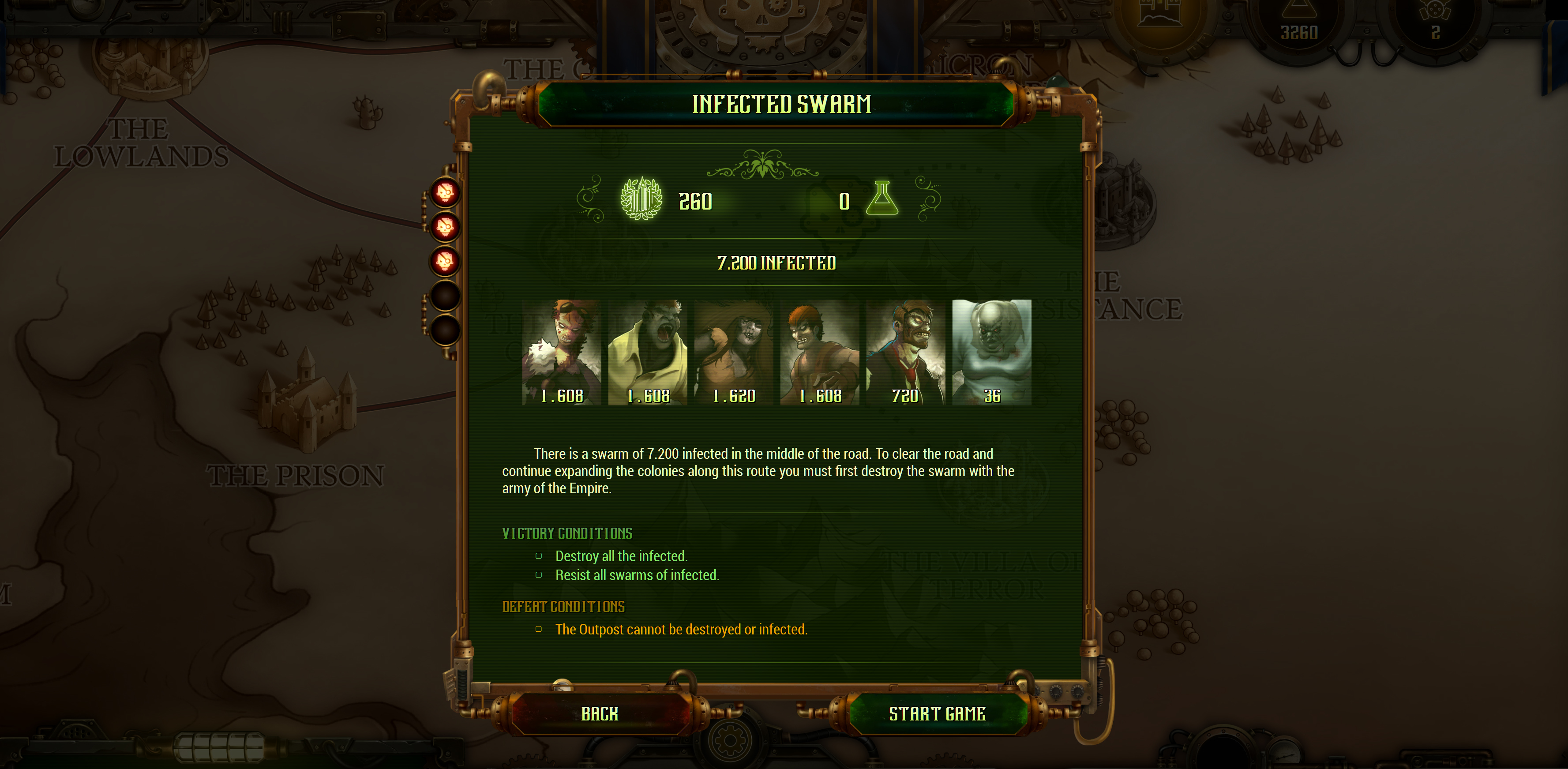 they are billions missions