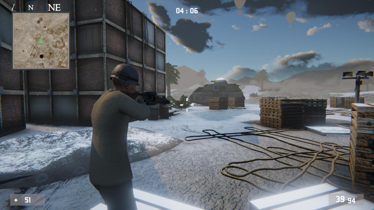 New weapon - Lewis gun news - Mod DB