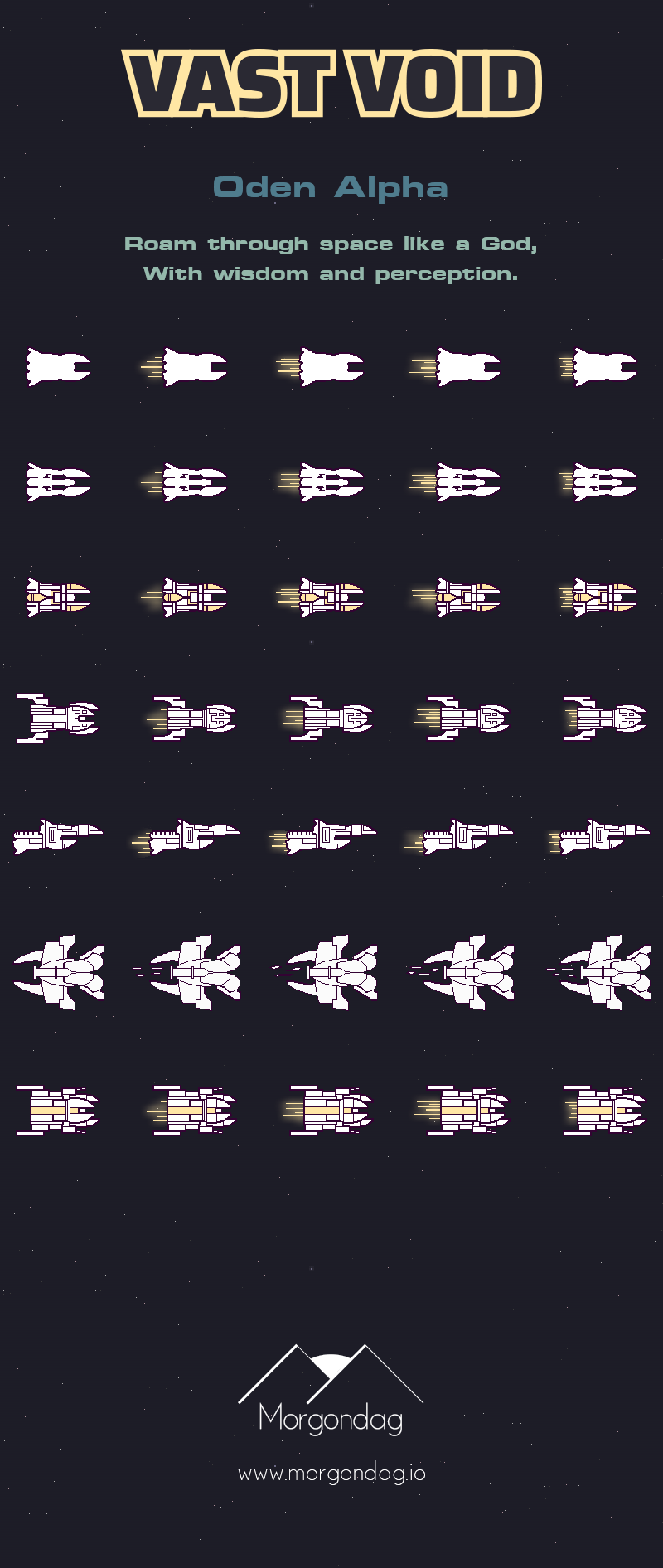 Vast Void - Ships