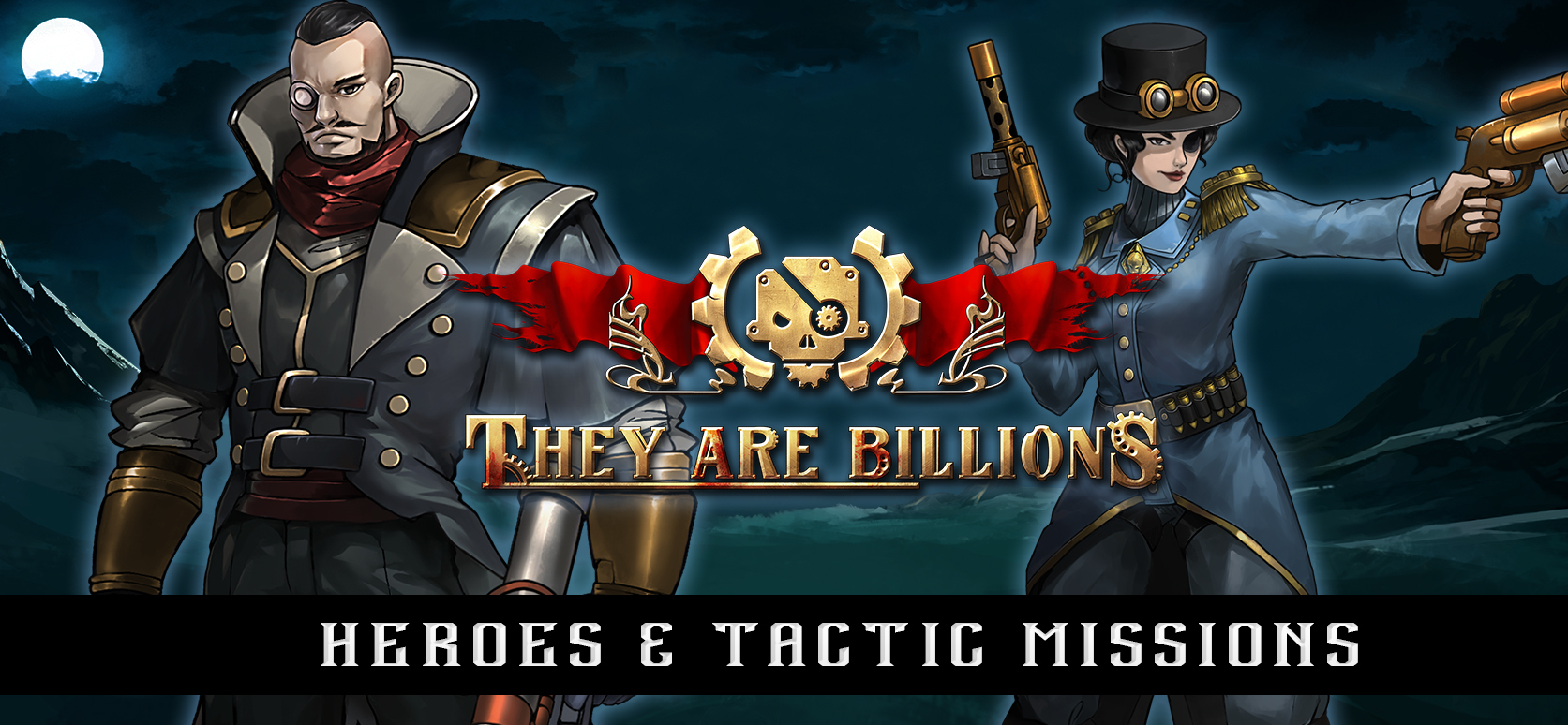 They Are Billions - Heroes & Tactic Missions news - Mod DB