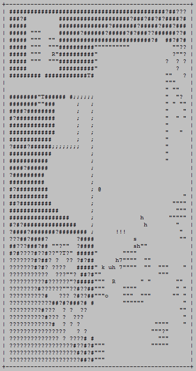 cogmind_scoresheet2_ascii_map_sample_exploded_area