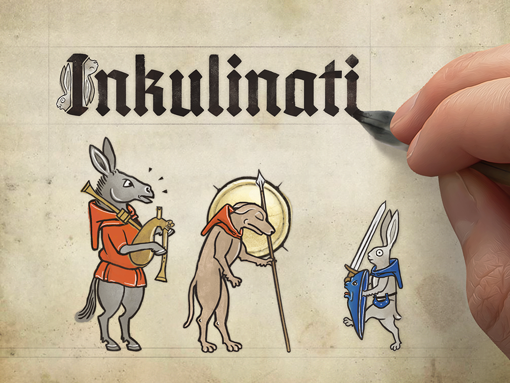 Inkulinati: Real-Life References + New Gameplay Gifs