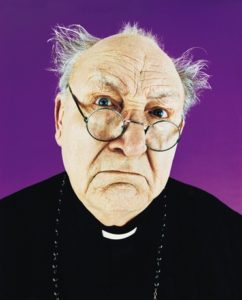 Angry Priest