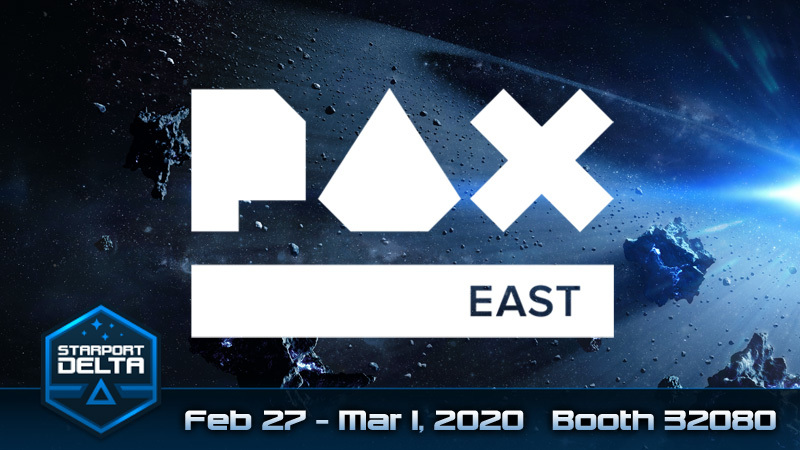 Starport Delta returns to PAX East