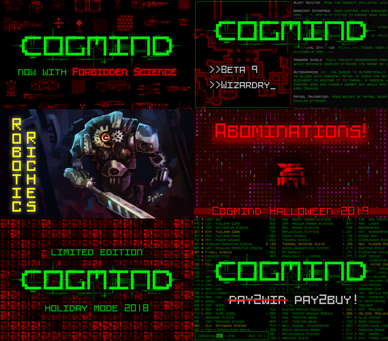 cogmind_2019_releases_logo_collage
