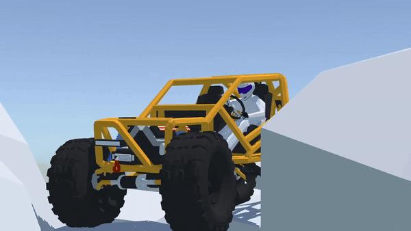Offroad Mania — Crawler Buggy Car (static image)