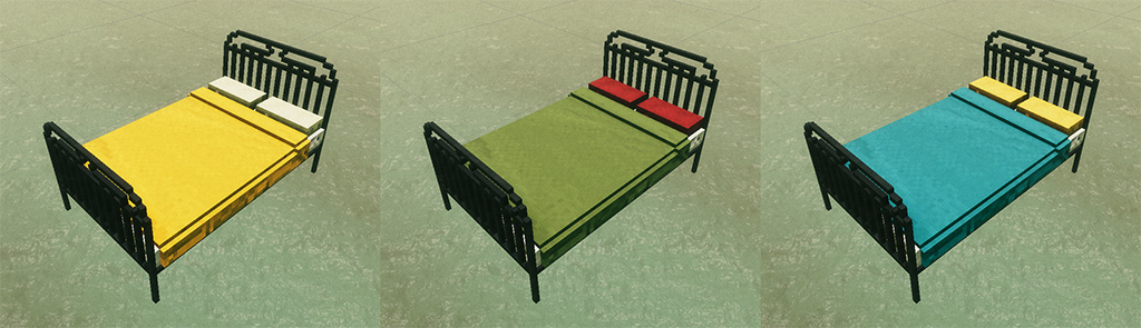 This image has an empty alt attribute; its file name is beds.jpg